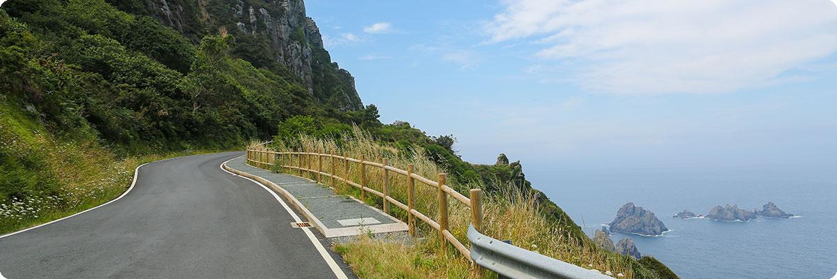 Spain - Galician Coast