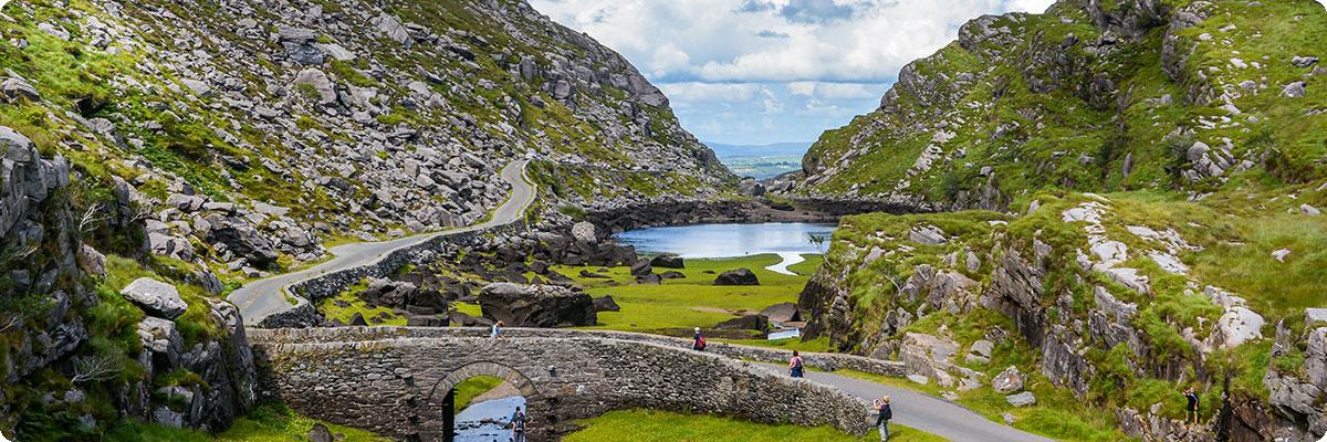 Ireland - Cork to Galway