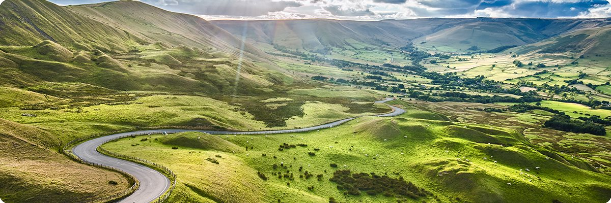 Snake Pass Road